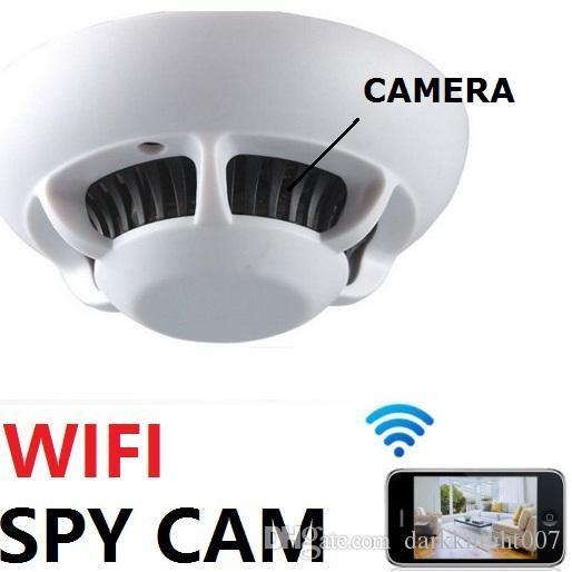 Acquista Telecamera IP WIFI Spia Nascosta HD Telecamera IP