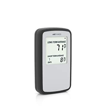 Airthings Corentium Home Radon Rivelatore di gas digitale