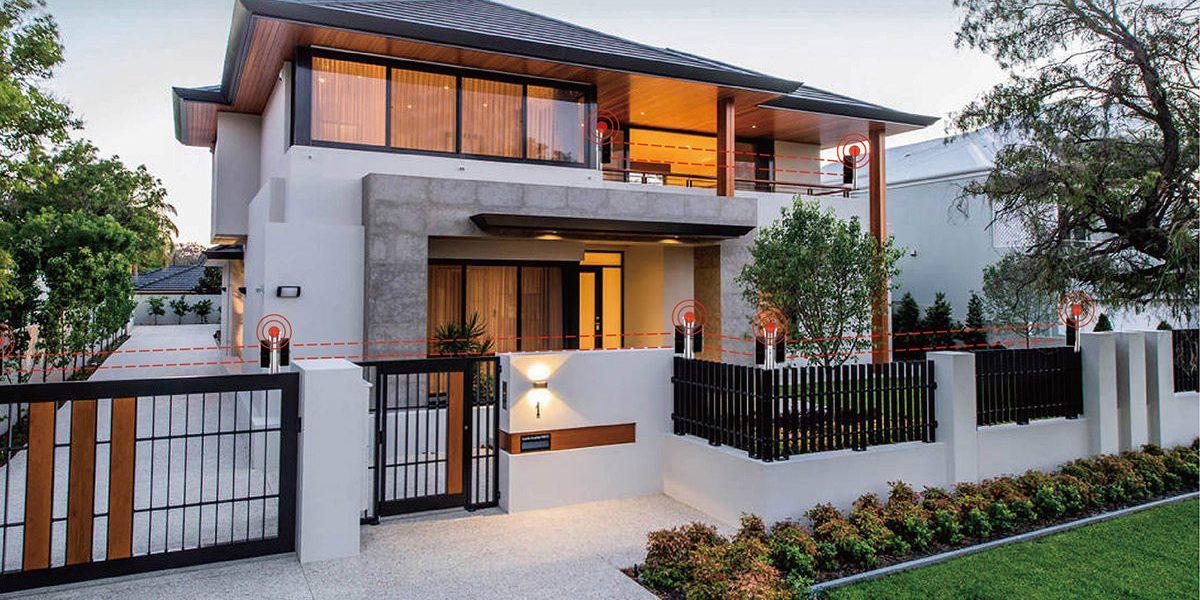 Allarme perimetrale per la casa nel 2020 - La Guida Completa