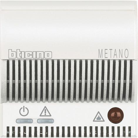 BTICINO AXOLUTE RILEVATORE DI GAS METANO HD4511V12 - BTI HD4511V12