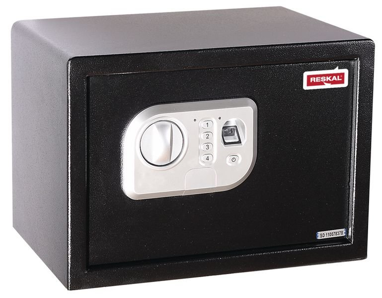 Cassaforte con apertura a impronta digitale   Seton IT