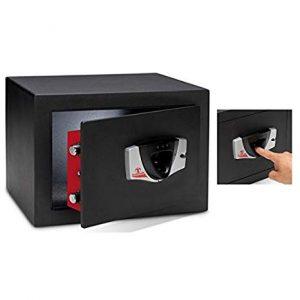 Cassaforte con impronta digitale: consigli d'acquisto, prezzi e