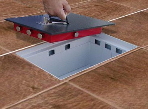 Cassaforte da pavimento: dimensioni, marche e prezzi delle