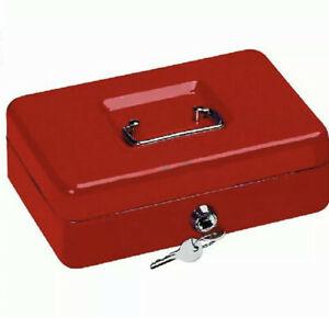 Cassetta portavalori cassaforte di sicurezza 30X24X9 portatile