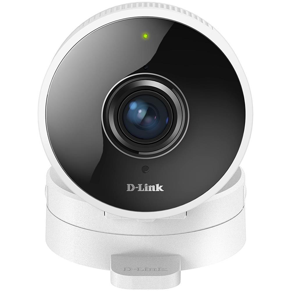 D-LINK - Videocamera IP DCS-8100LH Full HD 180° Wi-Fi da Interno
