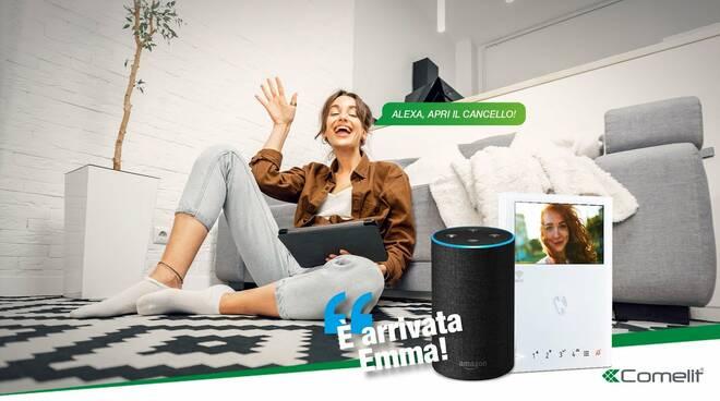 Dalla Comelit il primo videocitofono a comandi vocali - Bergamo News
