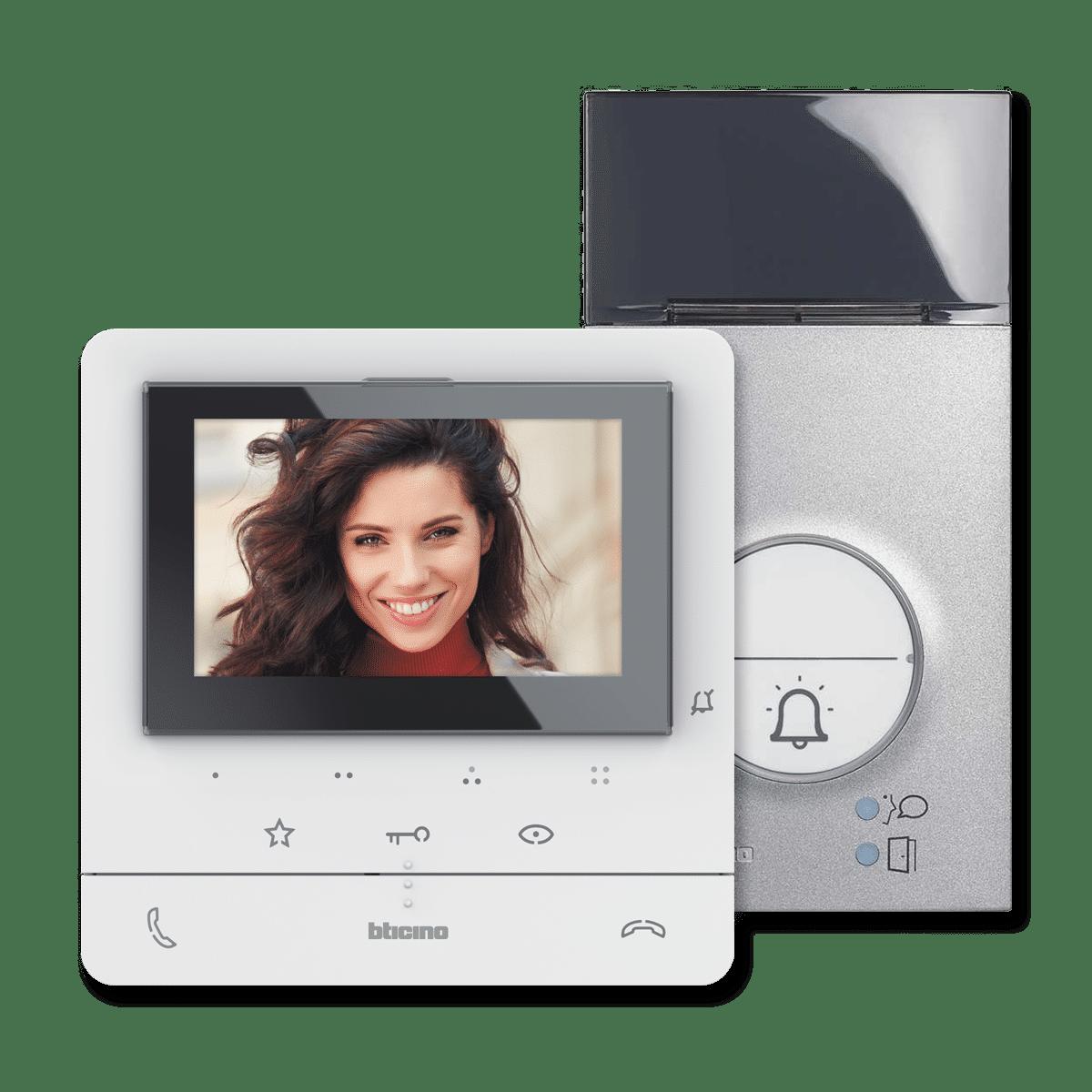 Kit videocitofono villa | Kit videocitofono Classe 100 e Classe 300