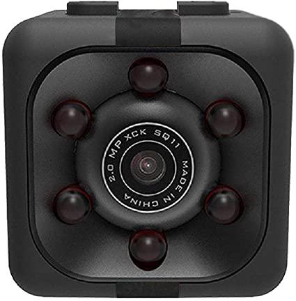 Mini telecamera nascosta 1080P HD, mini telecamera DVR per auto