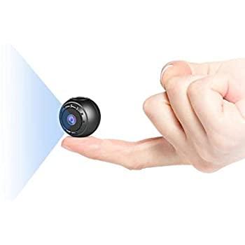 Mini Telecamera Spia Nascosta,MHDYT HD 1080P Portatile Micro Cop