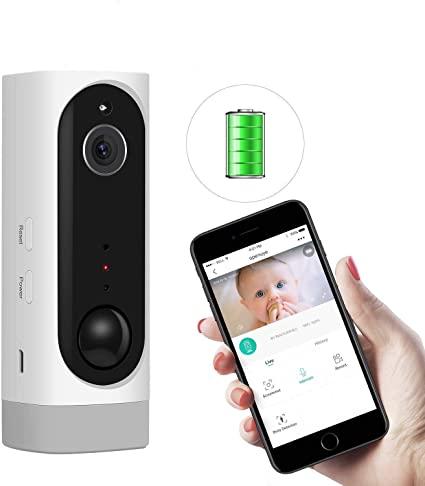 Openuye Videocamera di Sorveglianza,Telecamera di Sicurezza IP