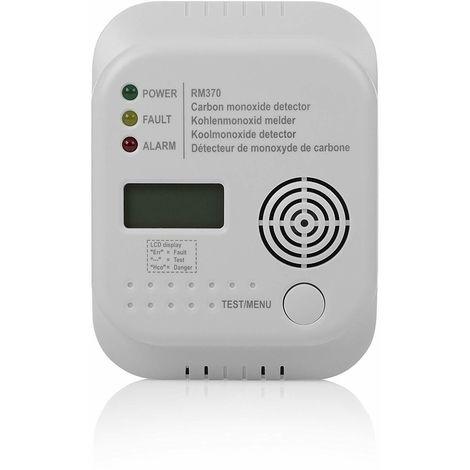 Sensore monossido di carbonio allarme di 85 db - 303071631203