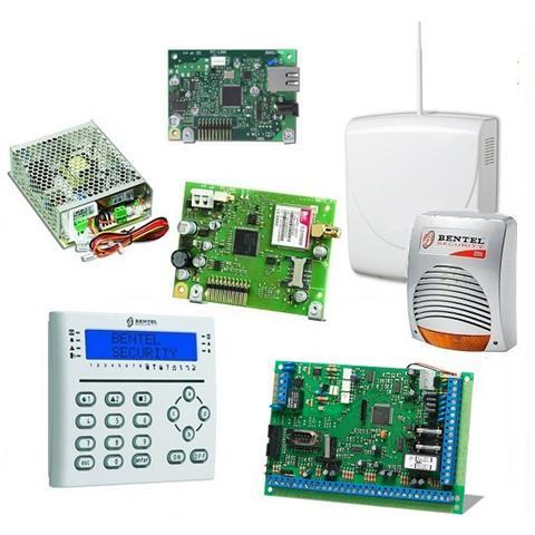 Sistemi di allarme domestico Fai da te Promo Kit Antifurto Bentel