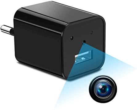 Supoggy Mini telecamera spia nascosta telecamera HD Nanny Full HD