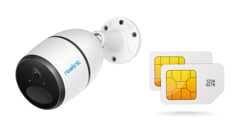 Telecamera con SIM 3G, 4G e 5G: Quale Scegliere