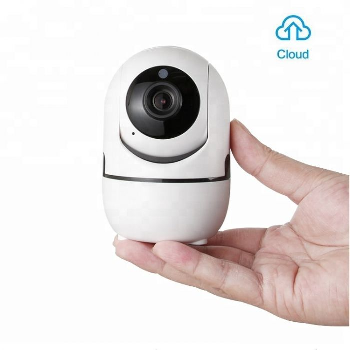 Telecamera IP wifi pan/tilt 360° motorizzata full HD 4.0 con