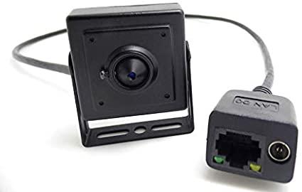 Telecamera Nascosta Camera Spycam Micro 3.7Mm Obiettivo Mini Ip