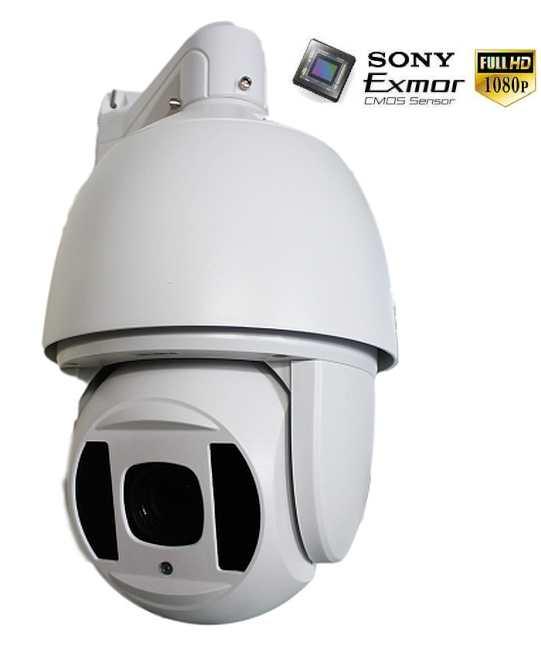 Telecamera Speed Dome IP 22X esterno con sensore Sony