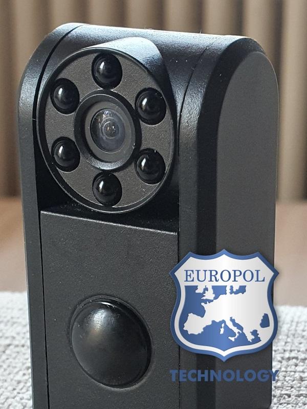 Telecamera spia molto piccola con batteria a lunga durata, anche 1