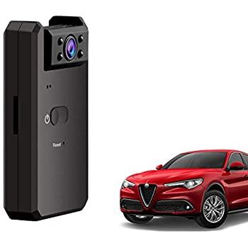 Telecamera spia per auto in sosta nascosta microcamera infrarossi
