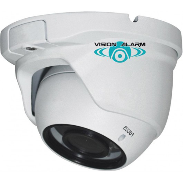 TELECAMERA VARIFOCALE AHD 4.0MP BIG EYEBALL DOME VIDEOSORVEGLIANZA