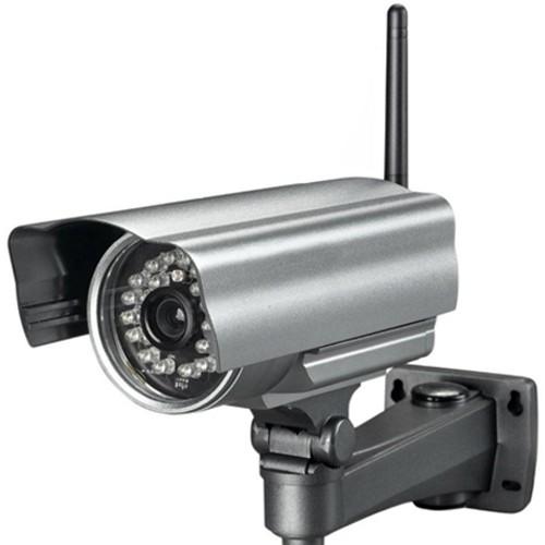 Telecamera videosorveglianza professionale IP wireless da esterno