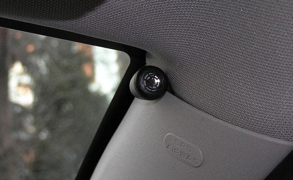 Telecamere spia per auto in sosta 360°