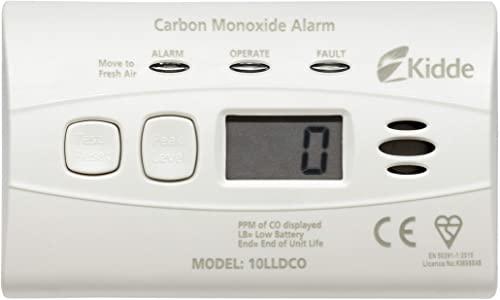 Top recensioni in Rilevatori di monossido di carbonio e Recensioni