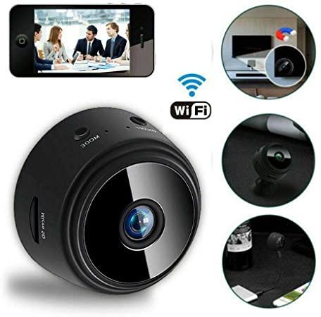 Womdee Mini Telecamera Nascosta Senza Fili, Telecamera Magnetic