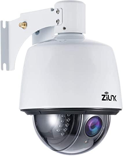 ZILNK 5MP Videocamera di sicurezza all'esterno del Wi-Fi, 1920P