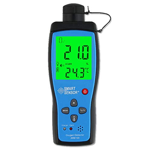 ZQY Sensore di Gas Ad Alta Sensibilità con Rilevatore di Gas con